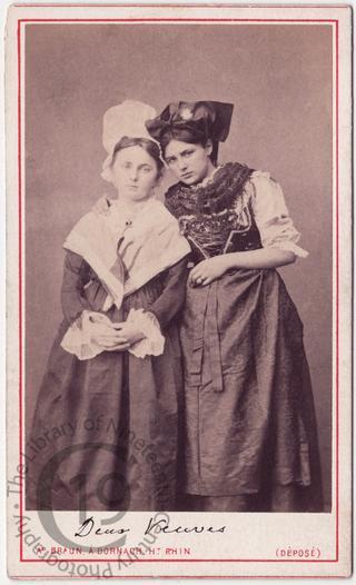 Women of Alsace-Lorraine