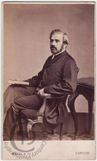 Rev Henry Aaron Stern