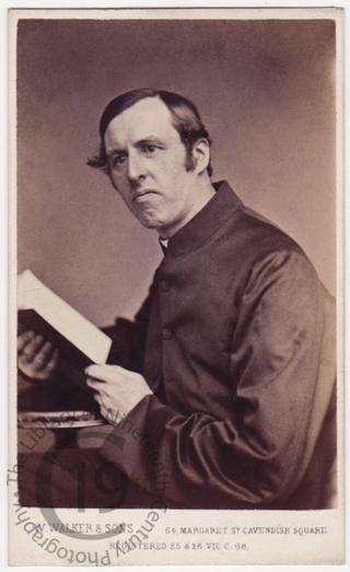 Rev Alexander Mackonochie