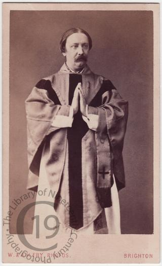 Rev John Purchas