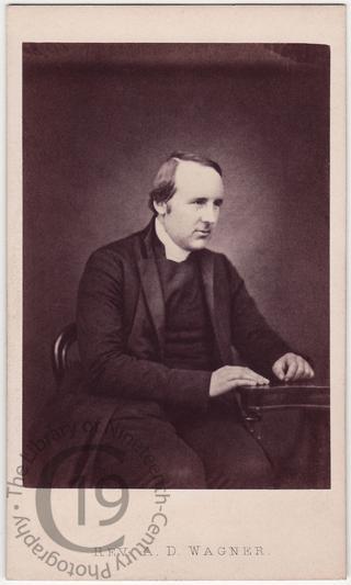 Rev Arthur Wagner