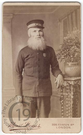 Archie Sloss, known as 'Old Dad'