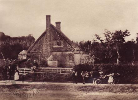 Mr Bates's Cottage
