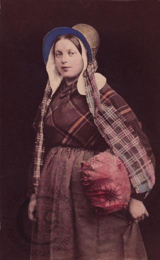 Belgian lacemaker
