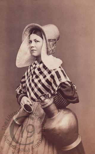 Belgian milkmaid