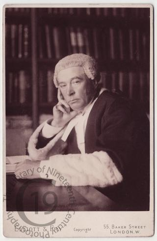 John Charles Bigham, later Lord Mersey
