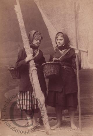 Boulogne fisherwomen