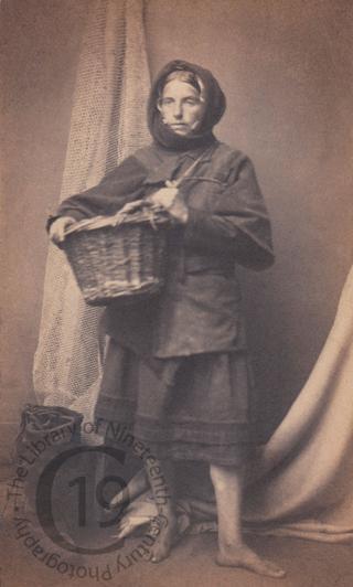 Boulogne fisherwoman