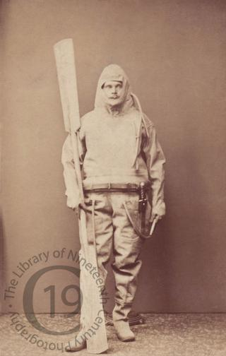 Captain Paul Boyton
