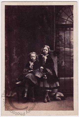Misses Jane and Frederica Broke