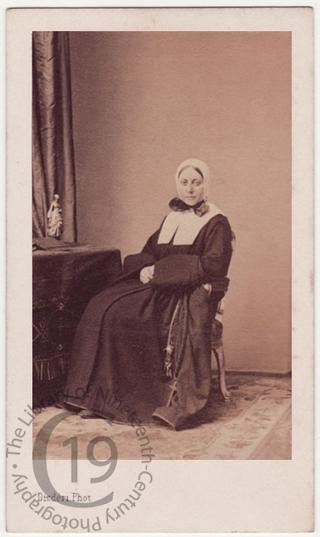 Mother Harriet Brownlow Byron