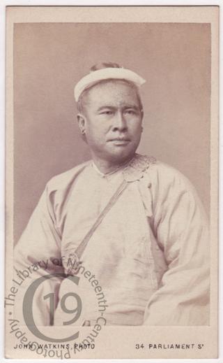 Kenwoon Mengyee, Burmese ambassador