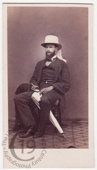 Charles Heneage at Minerva