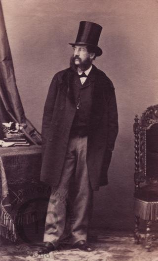 Hon Somerset John Gough-Calthorpe