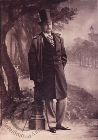 Hon Somerset John Gough-Calthorpe