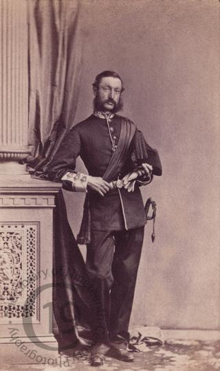 Captain George Maunsell