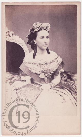 Empress Carlotta of Mexico