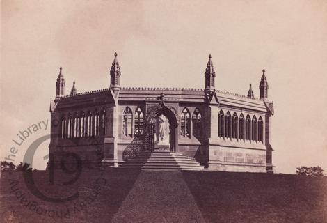 Memorial at Cawnpore