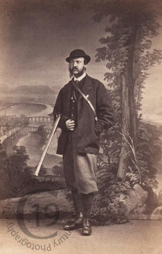 Captain George Cleghorn