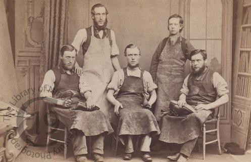 Scottish cobblers