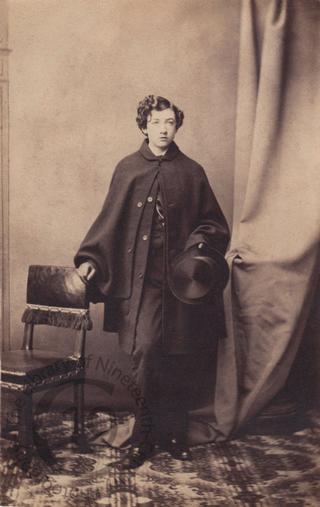 George Bentinck Macleod Cumberland