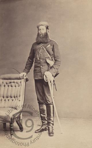 Lieutenant Samuel Masters Davies