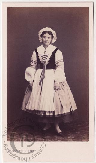 Marie Desclauzas