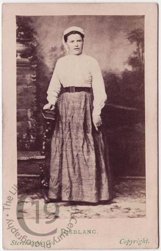 Marguerite Dixblanc