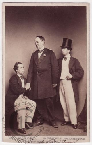 John Buckstone and J.L.Toole