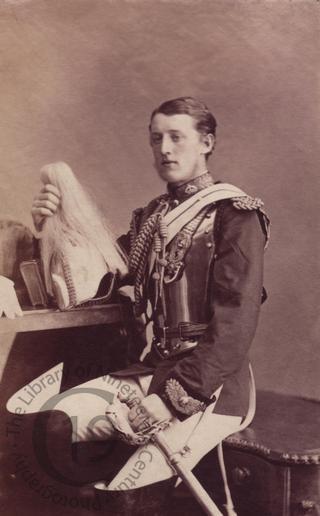 Captain Walter Duncombe