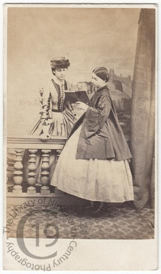 Mary and Lucy Egerton