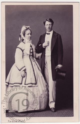 Comte and Comtesse d'Eu