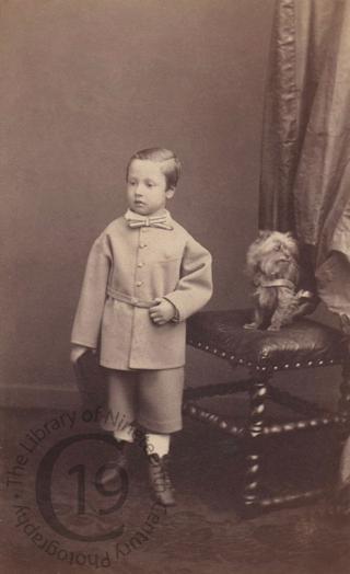 Prince Léopold, Duke of Brabant