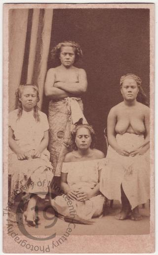 Four women of Loma Loma