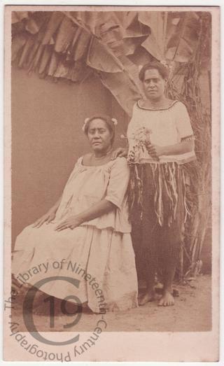 Daughters of King Cakobau