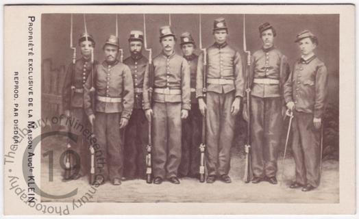 Emperor Maximilian's firing squad