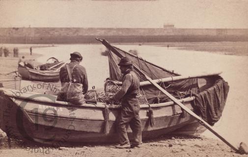 Yorkshire fishermen