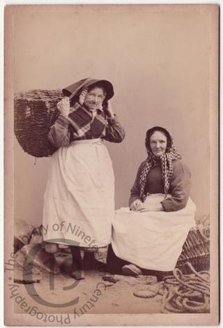 Cullercoats fisherwomen