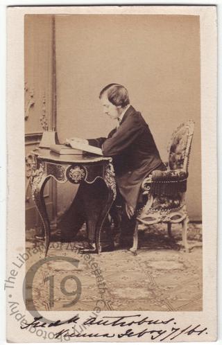 Frederick Antrobus
