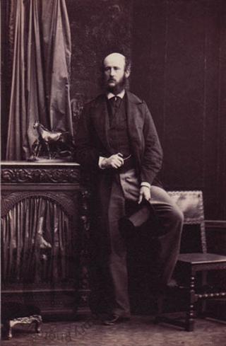 Captain Charles Freville Surtees