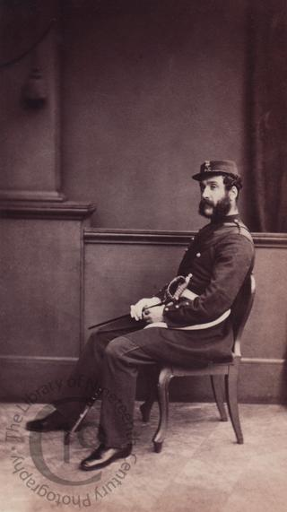 Captain George Skene Hallowes