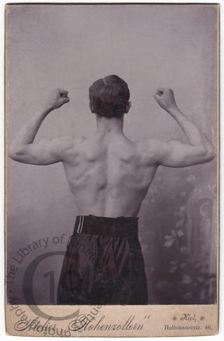 German bodybuilder