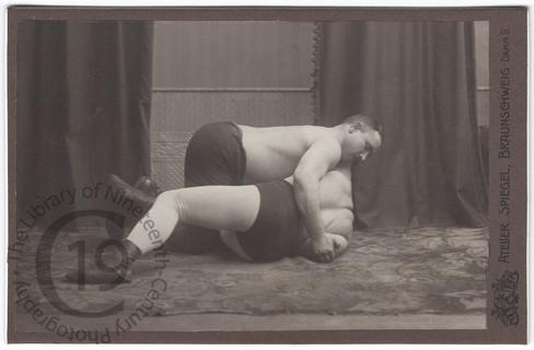 German wrestlers