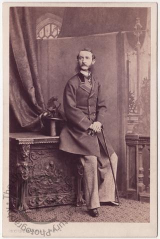 Prince Johann of Glücksburg