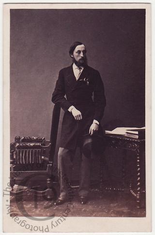 Hon Walter Harbord