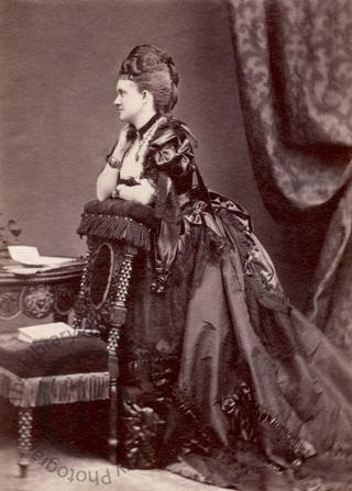 Lady Alfred Spencer-Churchill