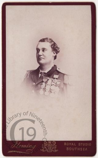 Vice-Admiral Sir William Hewett VC