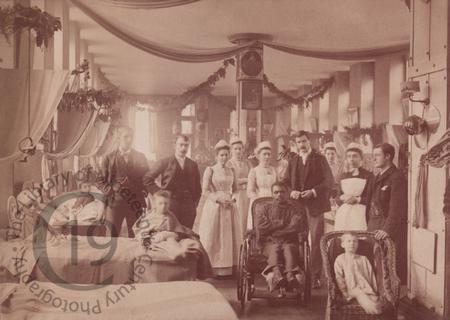 Albert Ward, St Thomas's Hospital