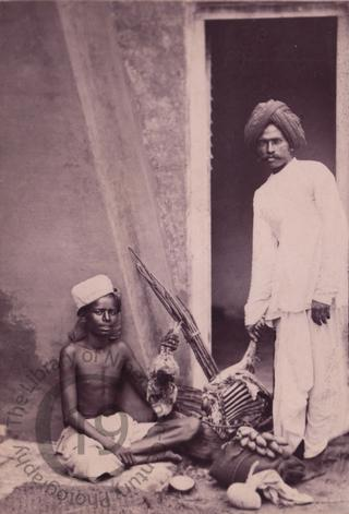Indian butchers