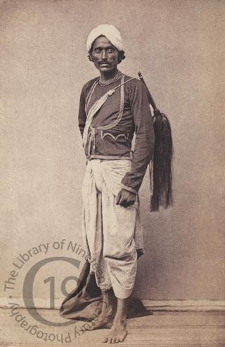 Chowri bearer
